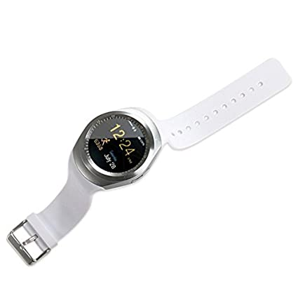 Amazon.com: rabbyrock Y1 Bluetooth Smart Watch – HD IPS ...