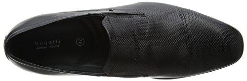 Uomo Schwarz Mocassini Bugatti 311101621000 Nero ZpUwBx