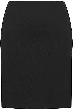 Blue Max Banner School Uniform Designer Girls Straight Skirt
