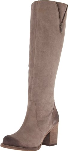 Charles Door Charles David Womens Libre Boot Dark Taupe
