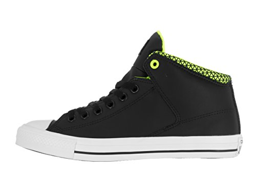 High Shoe White Hi Chuck Converse All Black Taylor Volt Street Star Unisex Casual RWzqWX
