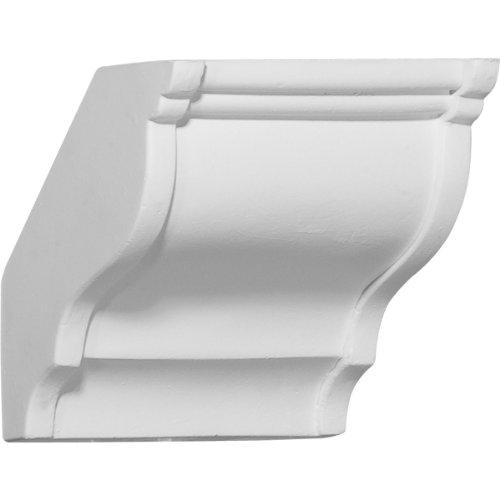 Ekena Millwork MDB04X04BX  4 5/8-Inch W x 4 5/8-Inch H Coupling for Molding Profiles