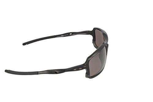 ce1e806a598 Oakley Men s Triggerman OO9266-06 Polarized Rectangular - Import ...
