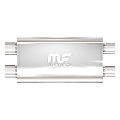 MagnaFlow 12599 Exhaust Muffler by MagnaFlow Exhaust Products