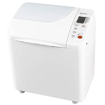 Panasonic SD 253 Color blanco 550W - Panificadora (550 W, Color blanco, 105
