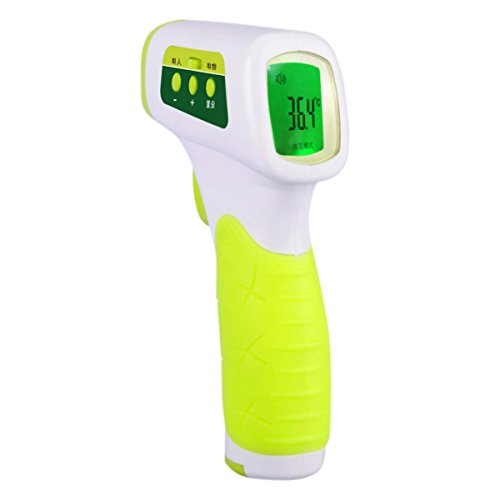Noncontact Forehead Infrared Digital Thermometer For Adults Children Babies Family Care