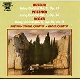 Busoni String Quartet No 2 in D minor op