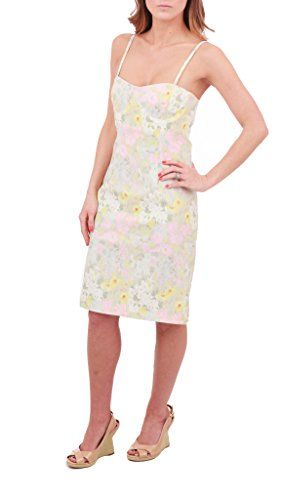 (alice + olivia Floral Bustier Dress, French Floral Print, 10)
