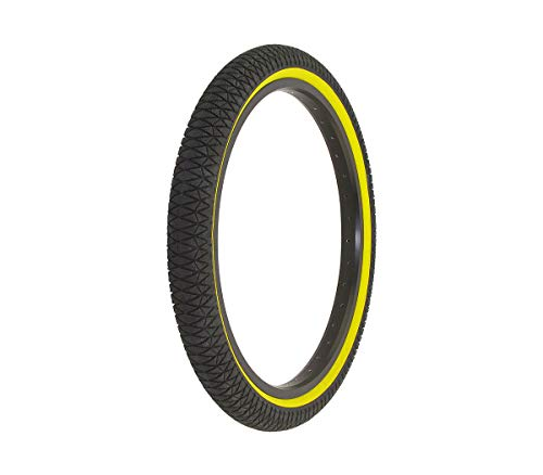 yellow bike tires - 9