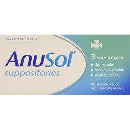 Anusol Suppositories (24)