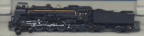 マイクロエース Nゲージ C62-3 函館本線小樽築港機関区 改良品 A9811 鉄道模型 蒸気機関車   B001455AQY