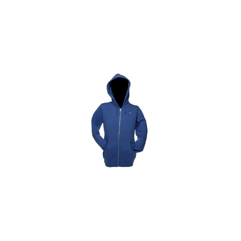 Nike Classic Fleece Full Zip Hoodie Womens Sweatshirt