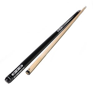 Cuesoul 2-Piece 58 Inch Pool Cue Billardqueues 19 oz Billiard cue with 13mm Cue Tips with Cleaning Towel /& Joint Protector C.QG.CSBK002
