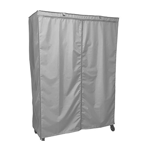 (Formosa Covers Storage Shelving Unit Cover, fits Racks 60