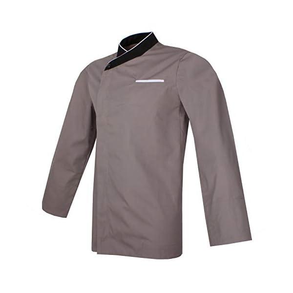 MISEMIYA Jacket Chaqueta Chef para Hombre 2