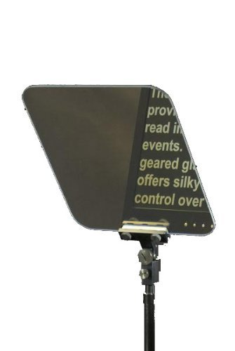 Prompter People PRO-SP17P Stage Pro Pair 17-Inch Teleprompters (Black) by Prompter People