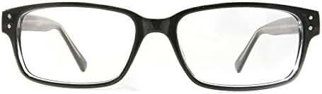 Retro Eyeworks Sunset Anti-glare Reading Glasses 52-18 MM 1.75x Black