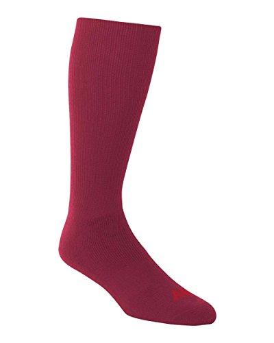 Cardinal Youth Small A4 Performance Tube Sports Socks