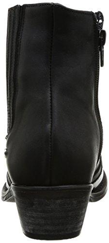 Musta Noir Tulipalo Saappaat Naisten Pepe Jeans 999 Musta qp61aax