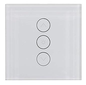 Gut gemocht Luminea Home Control Elesion Schalter: Touch-Lichtschalter XI96