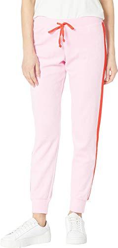Juicy Couture Women's Microterry Zuma Pants Bikini Pink Petite/X-Small 28 ()