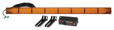 SoundOff Signal ETTMLED-P Traffic Master Amber Lens LED Light with Controller