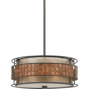 Steel Drum Pendant Lighting in US - 3