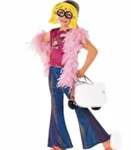 Disney Store LIZZIE McGUIRE COSTUME Girls size XS 4/5 Shoes & Purse Not Included ()