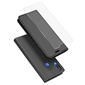 Amazon.com: Xiaomi Redmi Note 7 Case Flip Cover Back Shell