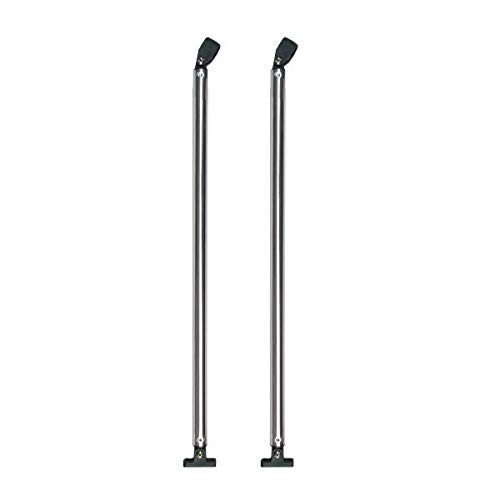 Oceansouth Bimini top - Fixed Support Poles ()