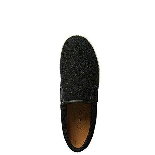 Kesslord Keskate TL, Chaussures Baskets Kool en Toile Coton Noir - N