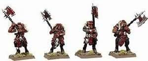 Bestias del Caos Khorngors caos (Box) [81-11] [Importado de Alemania]