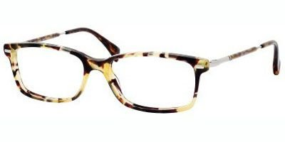 Giorgio Armani GA884 Eyeglasses - 0O7L Light Havana - - Giorgio Eyeglasses Armani Round