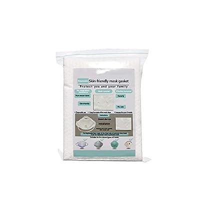 YICANG Skin Friendly Mask Gasket, Respirator Mask Filter Cotton, Mask Filter Cartridge 10/20/50Pcs