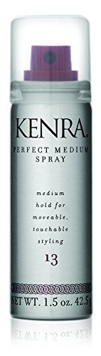 Kenra Perfect Medium Spray 13 55 VOC 10 Ounce