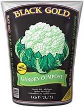 Black Gold Compost 1 Cu. Ft. -