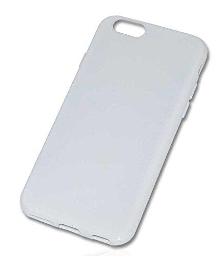 Dark Case Handy Tasche Hülle für Apple iPhone 6 / Schutzhülle Handytasche weiß
