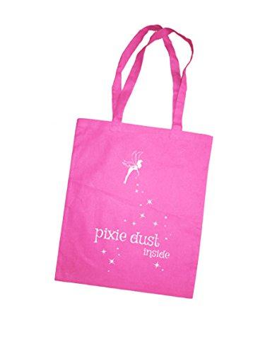 fucsia pixie rosa dust tote donna inside Borsa giallo 4HBYxcn
