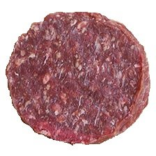 Venison Ground Burger 4 oz Patty Bricks (6 Qty/ 1 Lb./ 24 patties)