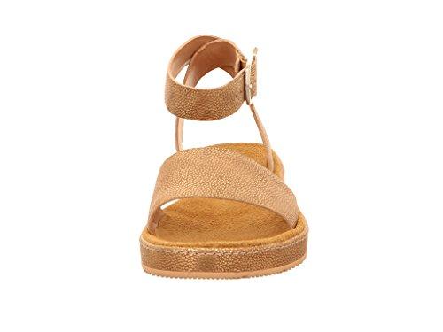 Clarks 261241425 - Sandalias de vestir para mujer dorado
