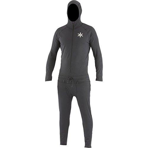 Airblaster Men's Classic Ninja Suit, Black, Large by AIRBLASTER