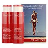 Clarins Body Lift Cellulite Control 2 x Full Size 6.9 oz / 200 ml Double Edition In Box