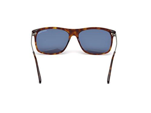 Tom Ford Sonnenbrille (FT0588) havanna rot