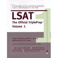 LSAT: The Official TriplePrep Volume 1