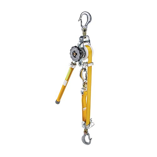 Deluxe Hoist - Web-Strap Hoist Deluxe with Removable Handle Klein Tools KN1600PEX