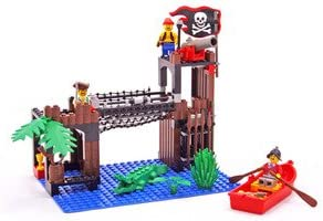 Pirates Ambush - LEGO set #6249-1