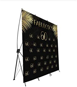 Photocall X-Banner Extensible 100% Fabulosos 60   335x200cm ...
