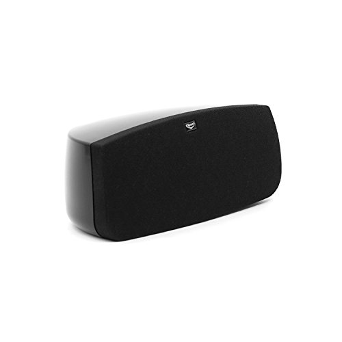 Klipsch Quintet IV Center Speaker (Single, Black HG) (OEM) by Klipsch