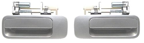 97 thru 01 Front Left Outside Outer Exterior Door Handle BEIGE Fits:Toyota Camry