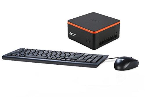 Acer Revo Build Desktop, Intel Core i5-6200U, 8GB DDR4, 1TB HDD, Windows 10 Home, M2-601-UR61